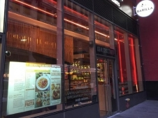 Jinglebell Creates the World's First Interactive Restaurant Window